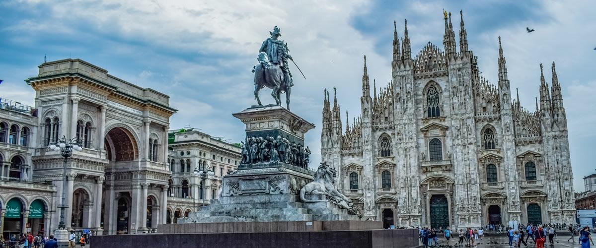 Milan City Cufflinks