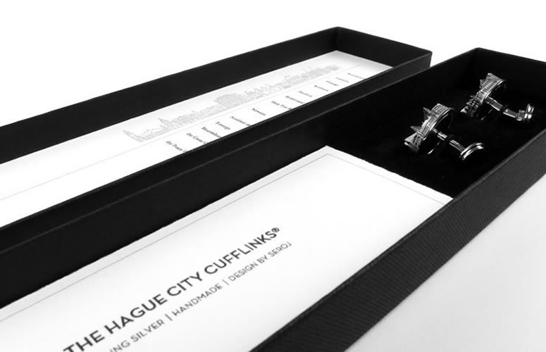 the_haque_city_cufflinks_packaging